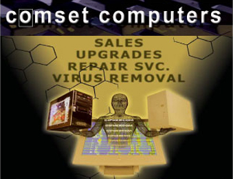 Comset Computers - Computer Repair Specialists